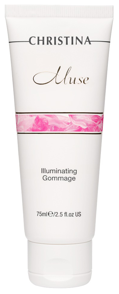 Пилинг для лица Christina Muse Illuminating Gommage 75 мл фото