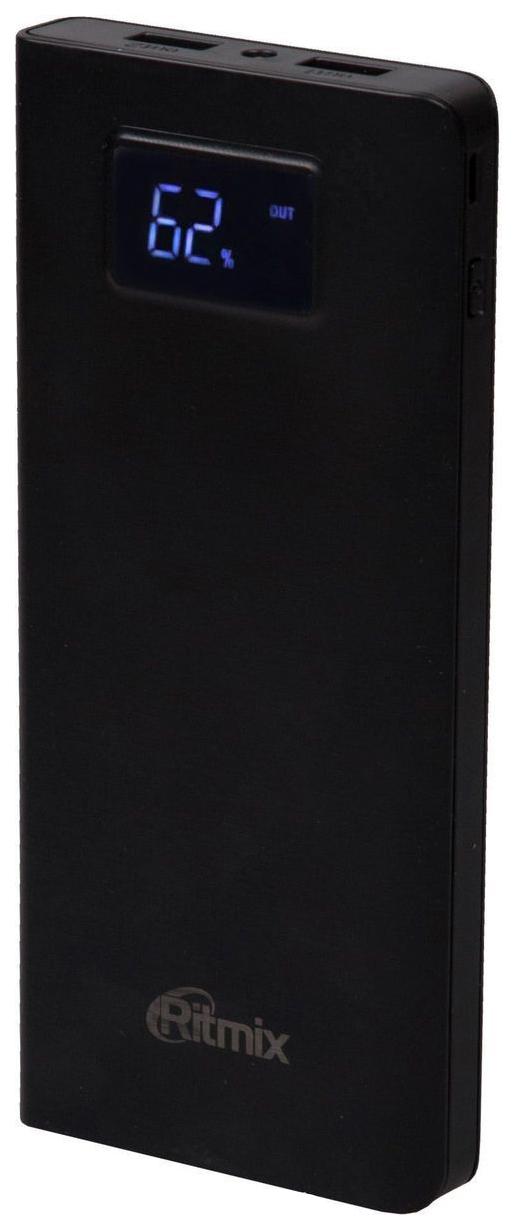 Внешний аккумулятор Ritmix RPB-15001P 15000 мА/ч Black фото