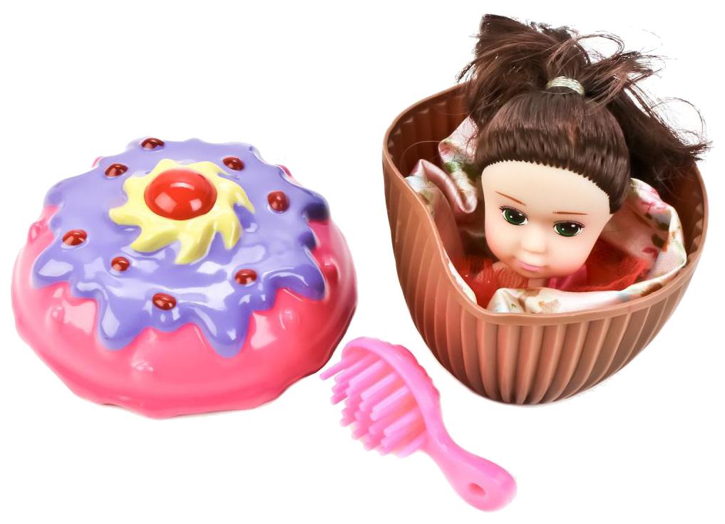 Купить Кукла JUNFA Cupcake Jelato кекс 6 видов, Junfa toys, Классические куклы