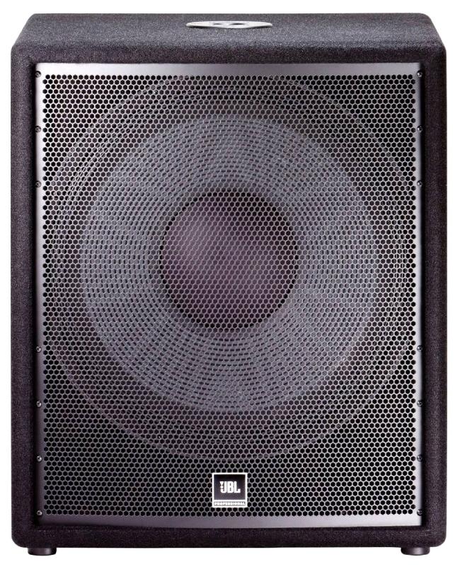Сабвуфер JBL JRX218S Black