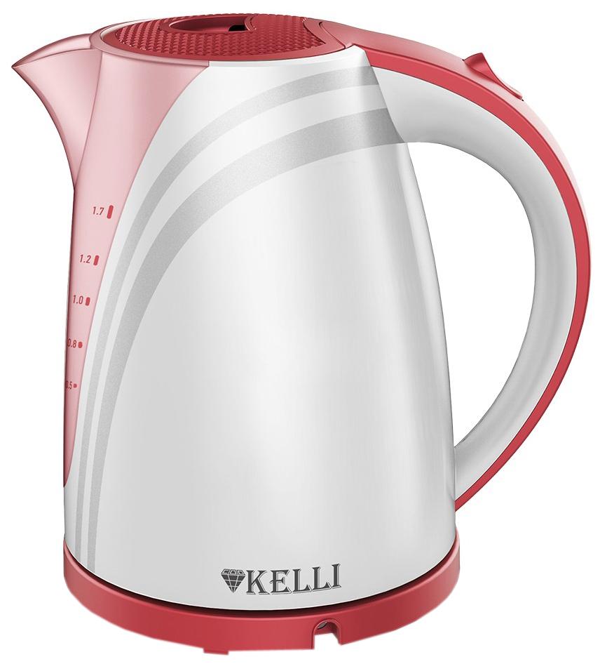 Чайник электрический Kelli KL 1301 Red