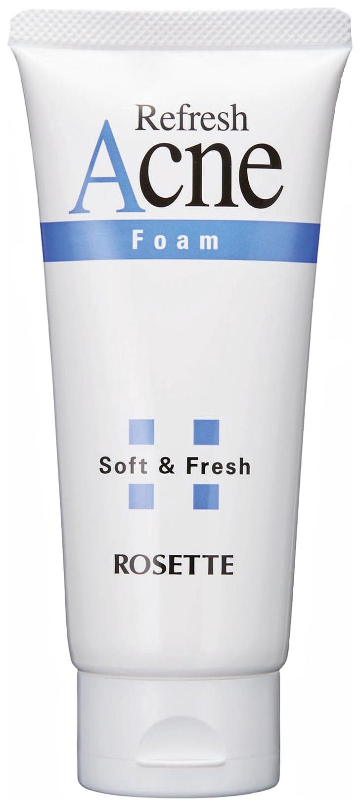 Купить Пенка для умывания Rosette Acne Foam с серой 120 г