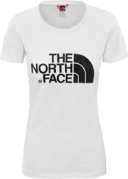 Футболка The North Face S/S Easy Tee, tnf white, L INT фото