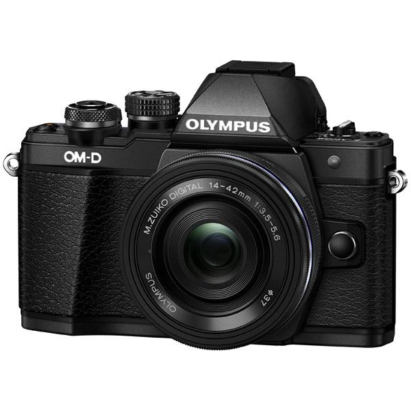 Фотоаппарат системный Olympus OM-D E-M10 Mark II 14-42mm Black.