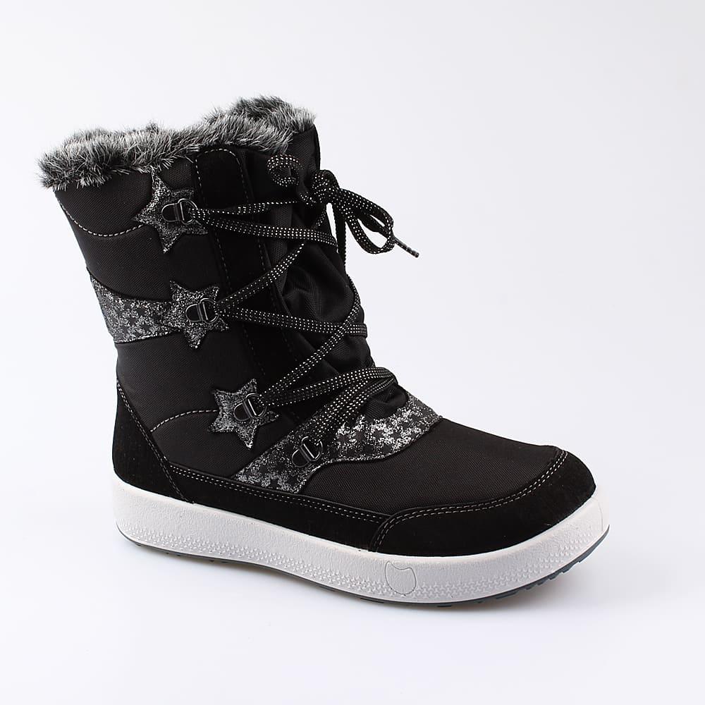 Мембранная обувь для девочек Котофей, 38 р-р
