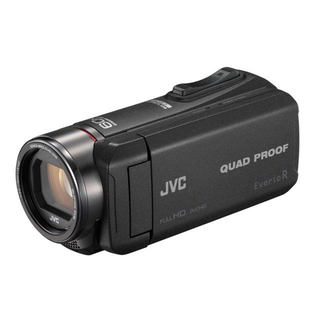 Видеокамера цифровая JVC GZ R445BEU
