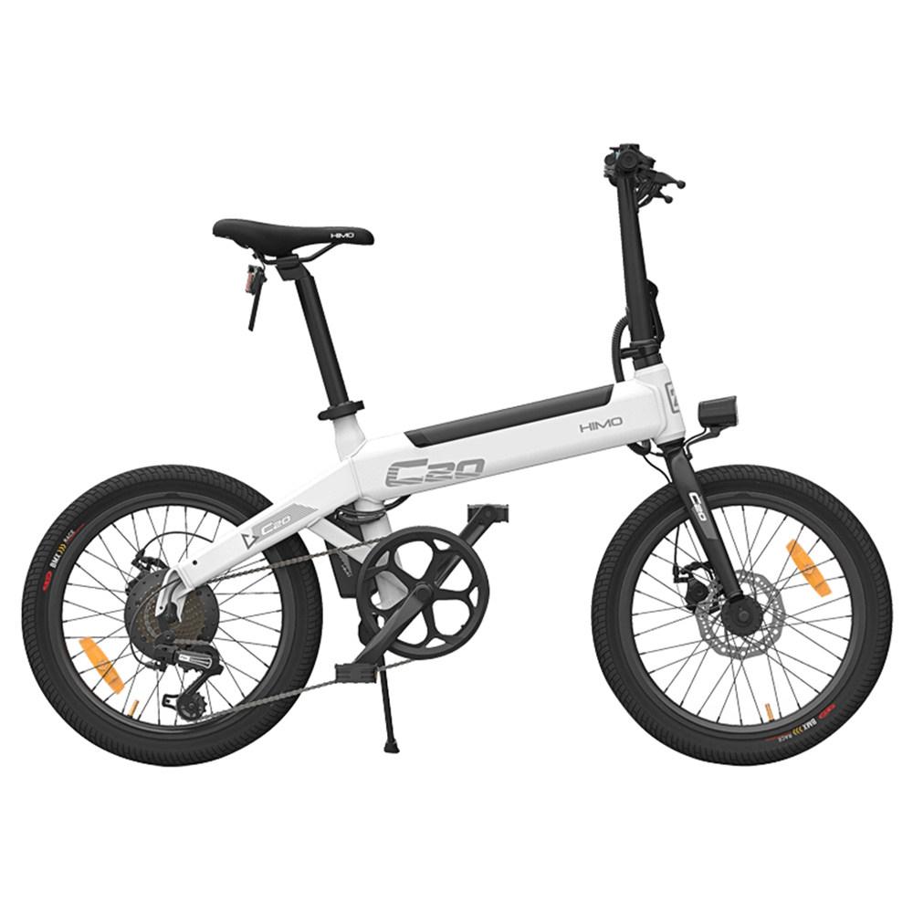 Электровелосипед Xiaomi Himo C20 Electric Power (Белый)