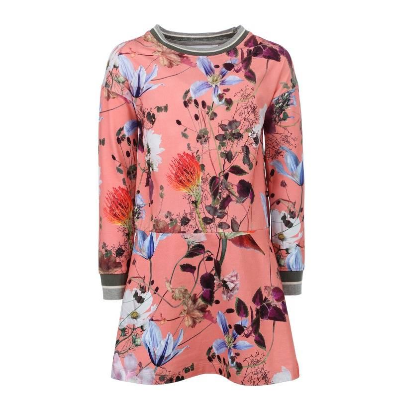 Купить Платье Conny Molo, цв. коралловый, 128 р-р, Детские платья и сарафаны