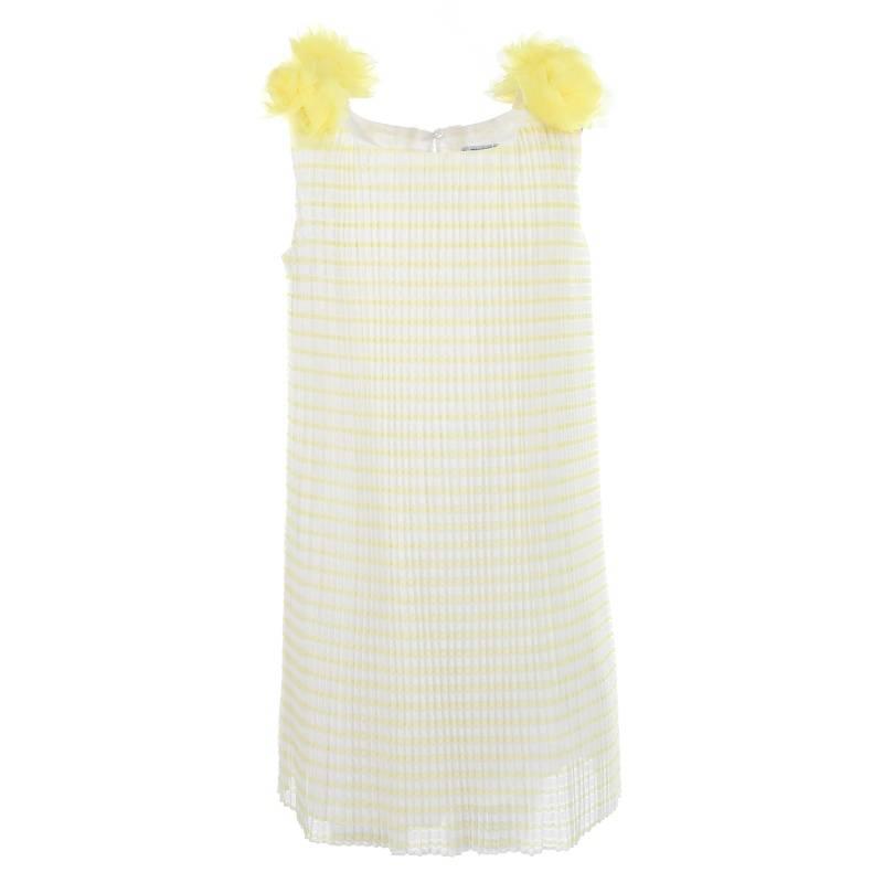 Купить 6.919/60, Платье MAYORAL, цв. желтый, 140 р-р, Платья для девочек