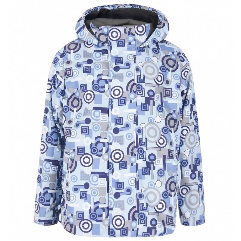 Купить Дд-0632, Куртка Техно URSINDO, цв. голубой, 122 р-р, Куртки для мальчиков