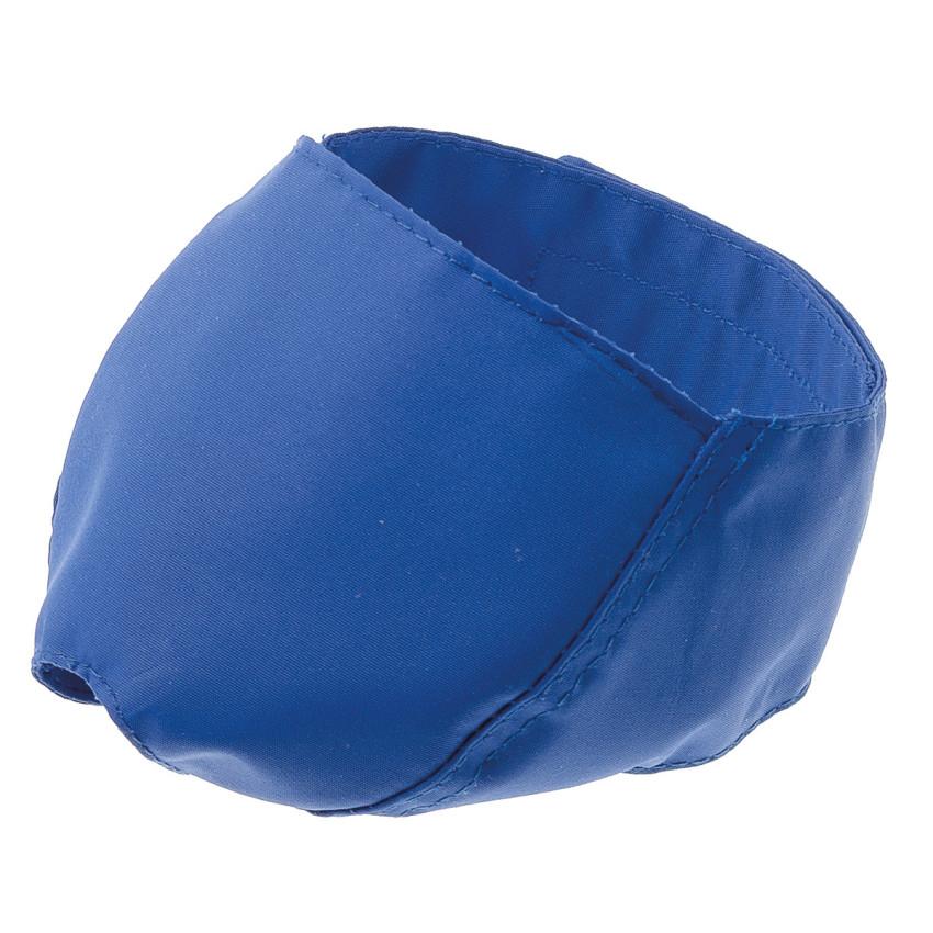 Намордник для кошек ZooOne, нейлон, синий,