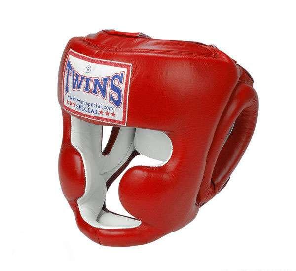 Шлем Twins HGL 6 красный XL