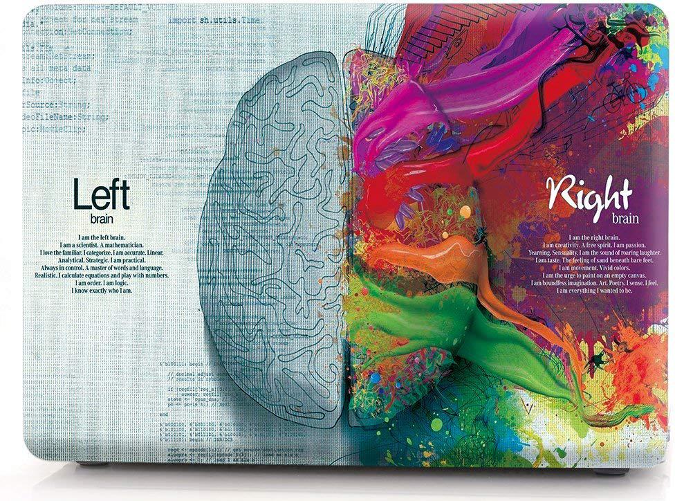 Накладка i-Blason Cover для MacBook Pro 13 Retina (Design Brain)