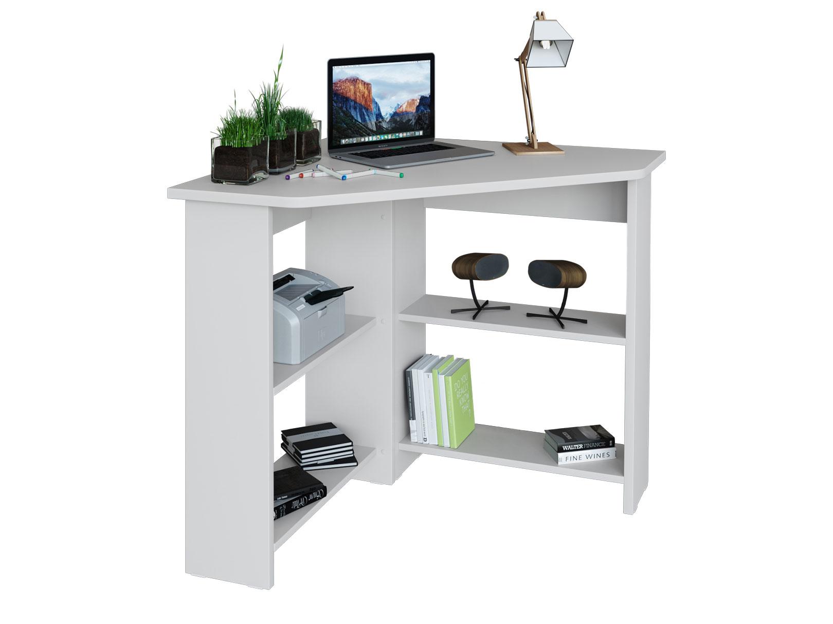 Письменный стол Тайга Стол СТМ-1 Белый