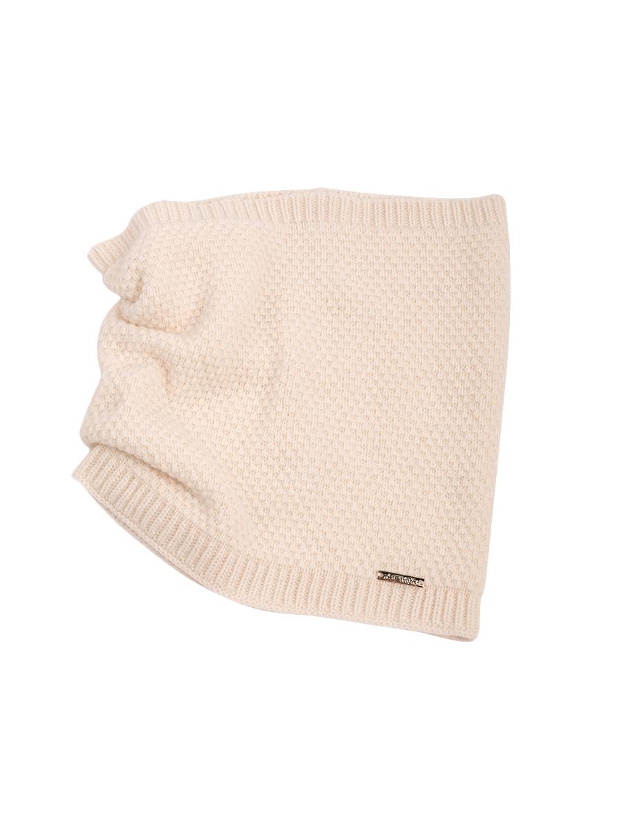 Купить Снуд детский ALEKSA р.48-56 цв. молочный, Детские шапки и шарфы