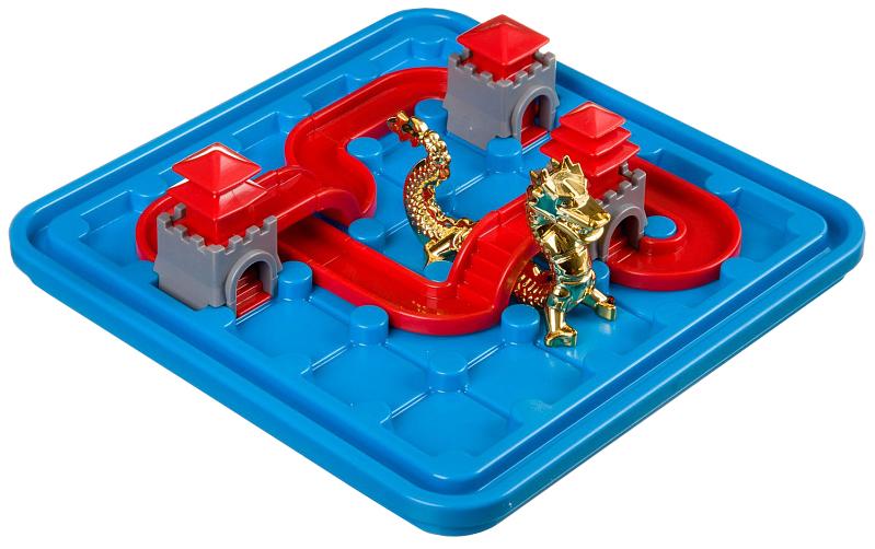 Логическая игра Bondibon Великий путь с ДРАКОНОМ арт. SG 283 RU., Игрушки головоломки  - купить со скидкой