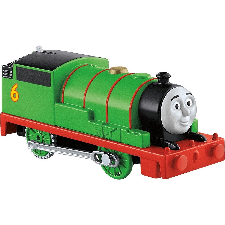 Купить THOMAS AND FRIENDS Перси - моторизированный паровозик, Thomas & Friends, Детские железные дороги