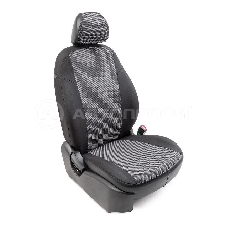 Чехлы на сиденья модельные жаккард Ford Mondeo Titanium 2007- / 86162 фото