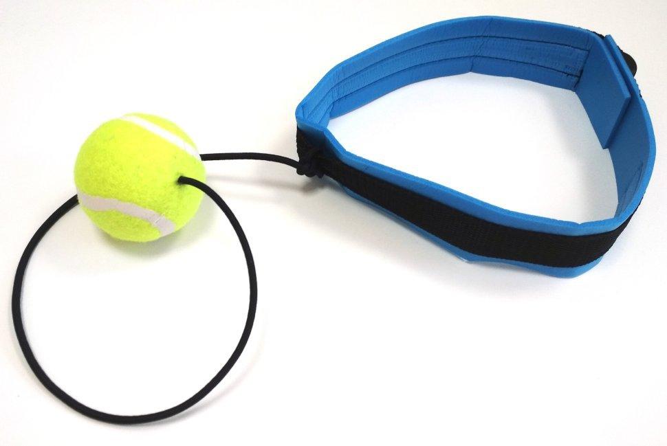 Эспандер RealSport Боевой мяч фото
