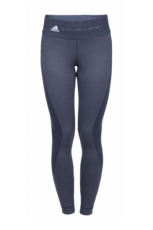 Леггинсы женские Adidas by Stella Mccartney 92370 серые S