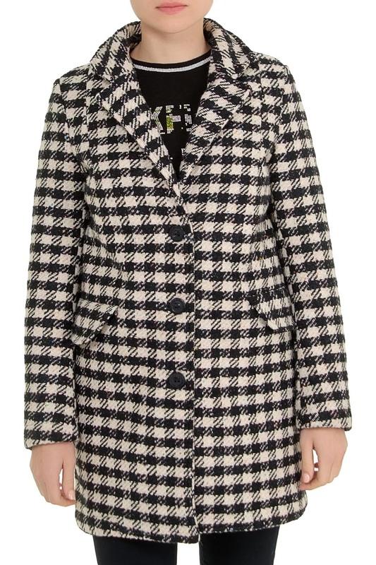 Пальто женское ALBION 108 MARTHA черное S