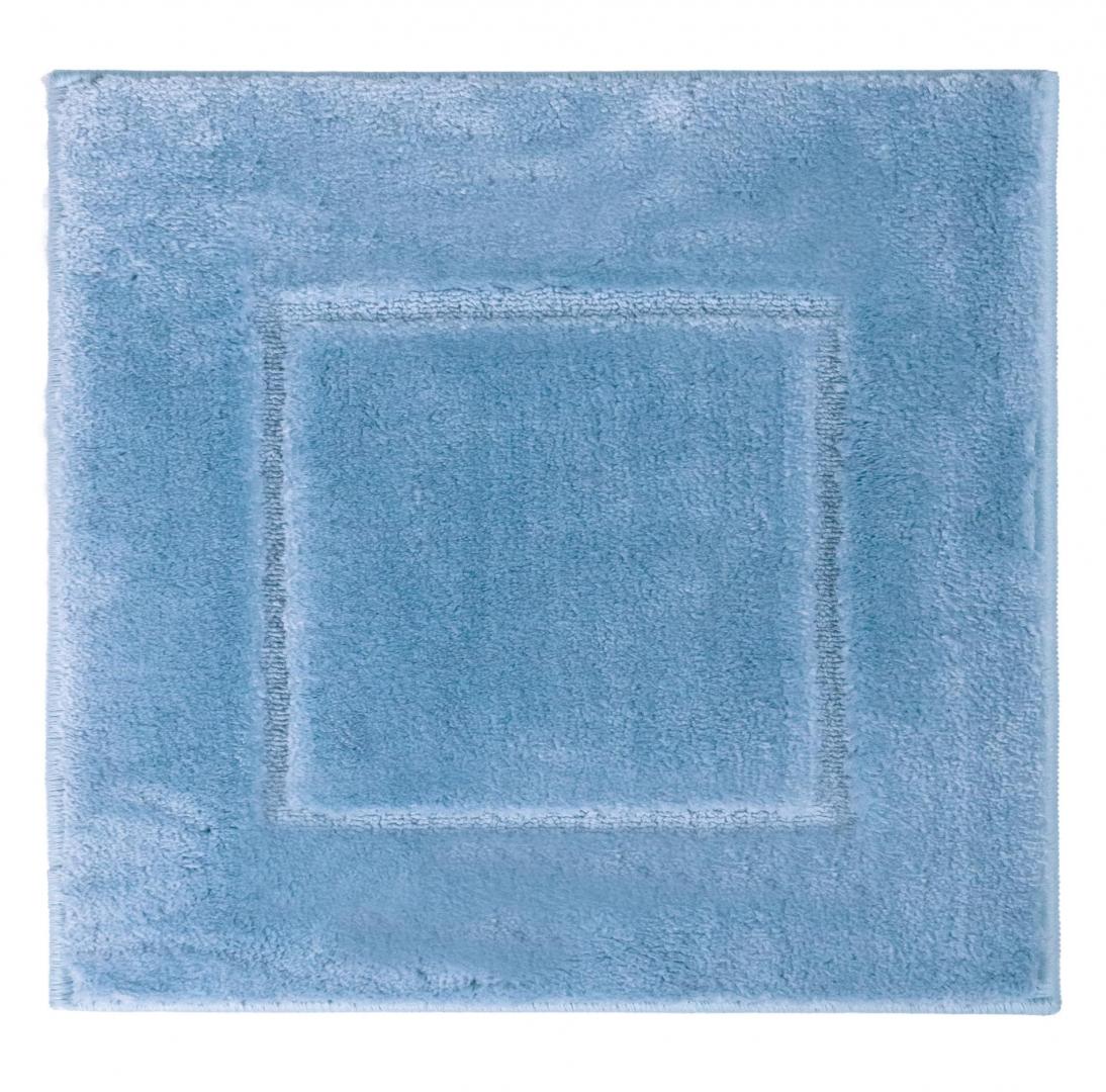 Коврик для ванной комнаты Stadion голубой 50*50