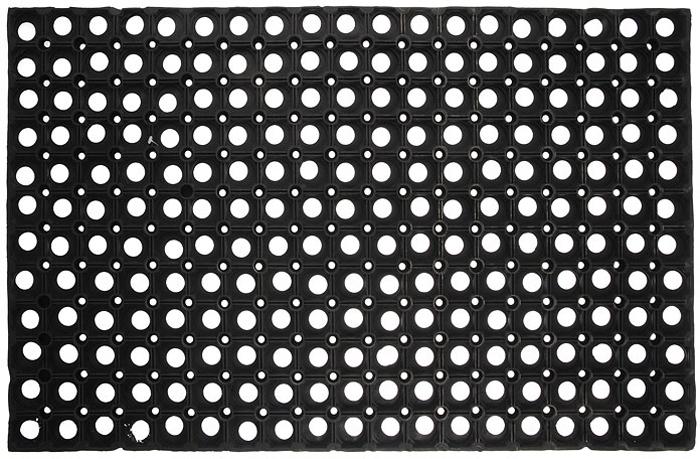Коврик грязесборный VORTEX 50х80х1,6см ячеистый