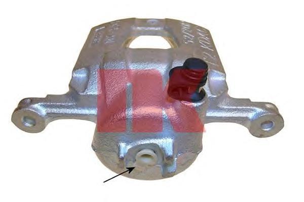 Суппорт тормозной Nk 215010