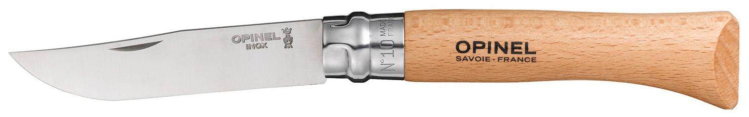 Туристический нож Opinel 001089 №8 Tradition Stainless Steel + Sheath фото