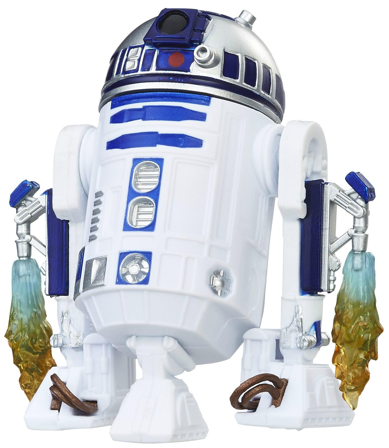 Купить Фигурки Star Wars Hasbro с двумя аксессуарами 9см C1503EU4, Игровые фигурки
