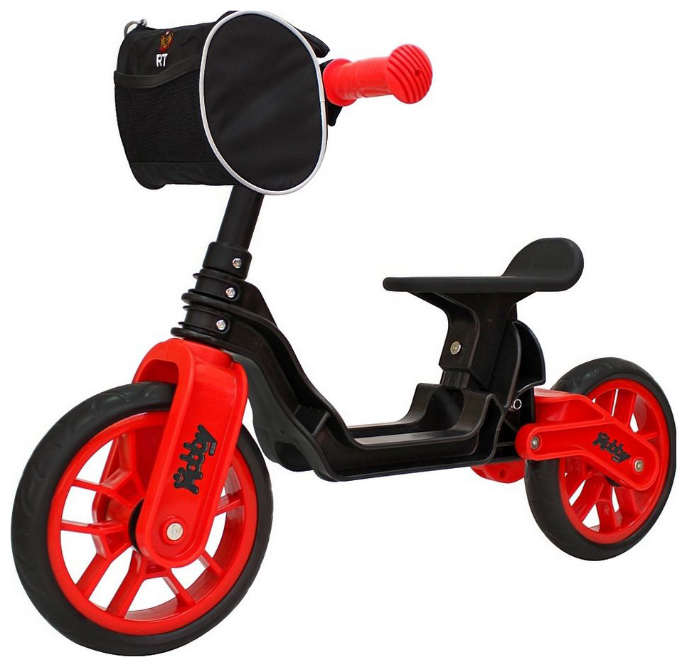 Купить Беговел Hobby bike RT ОР503 Magestic 6640 Black, R-TOYS,