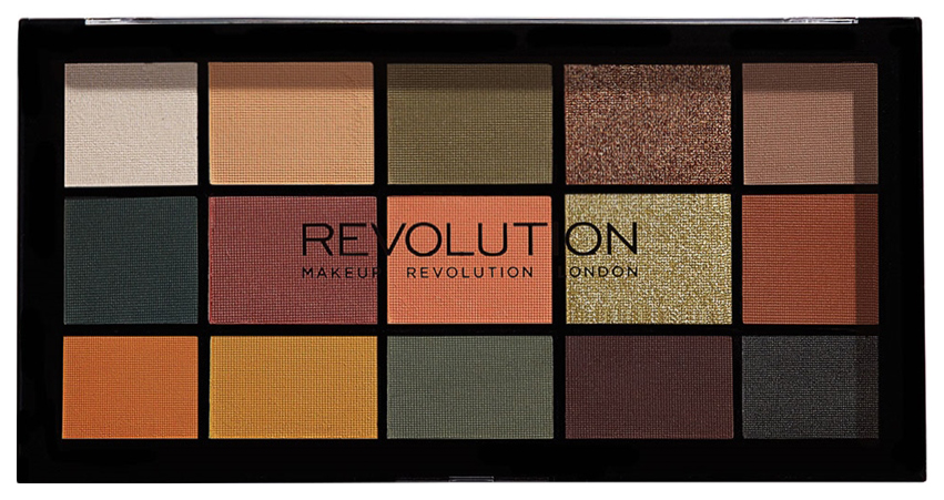 Тени для век Makeup Revolution Re-Loaded Palette Iconic Division 16,5 г