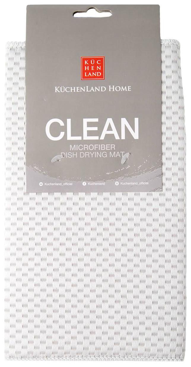 Коврик для сушки посуды Kuchenland Home Clean