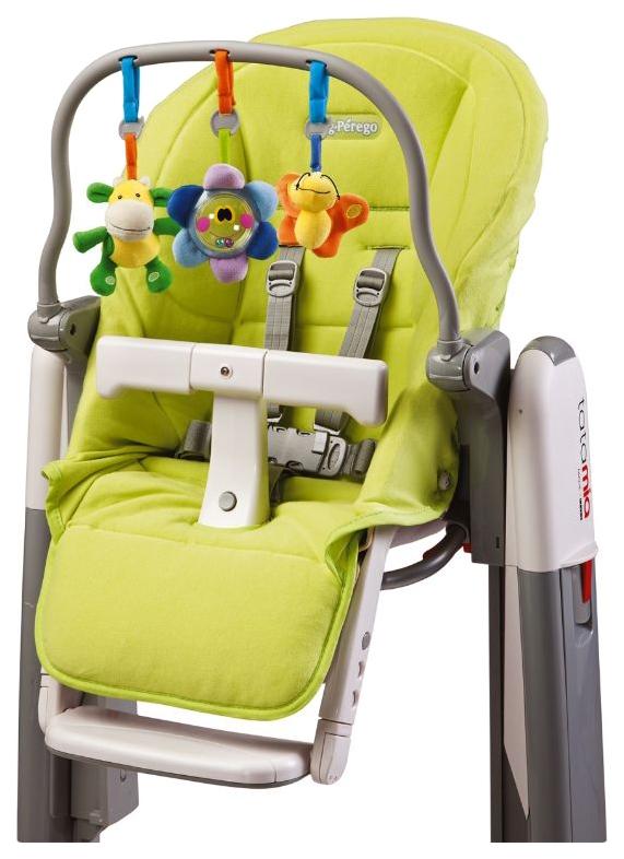 картинка Комплект для стульчиков Peg-Perego Tatamia и Prima Pappa Newborn Зеленый от магазина Bebikam.ru