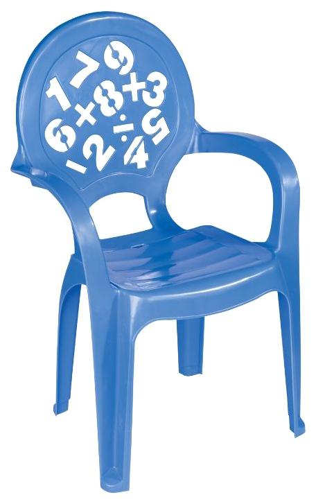 Стул для детей Pilsan Armchair Baby 3412plsn Красный