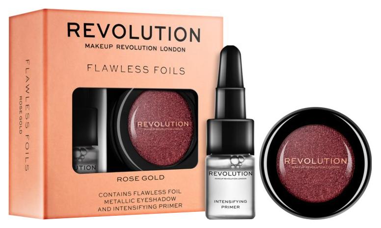 Наборы для макияжа Makeup Revolution Flawless Foils