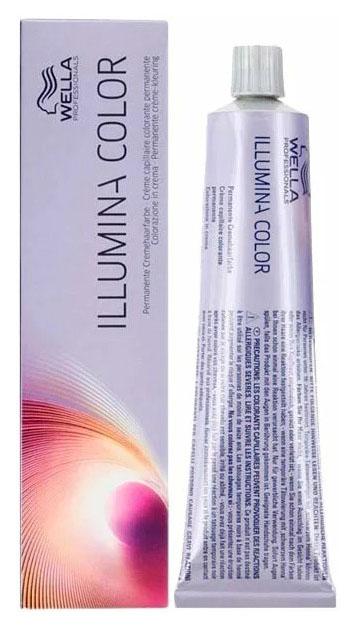 Краска для волос Wella Illumina Color 10/69 Очень яркий блонд фиолетовый сандре