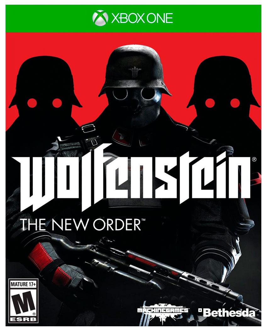 Игра Wolfenstein: The New Order для Xbox One Bethesda