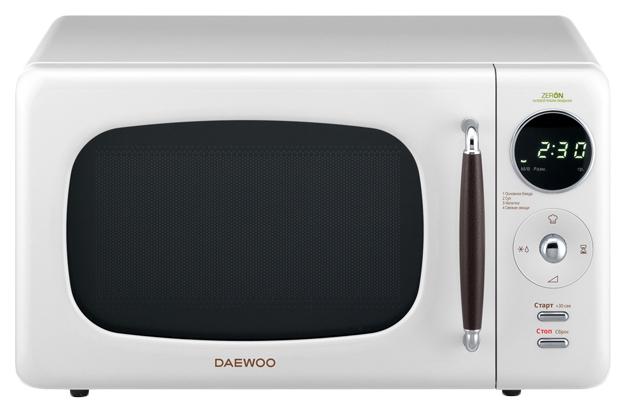 Микроволновая печь DAEWOO KOR-669RWN