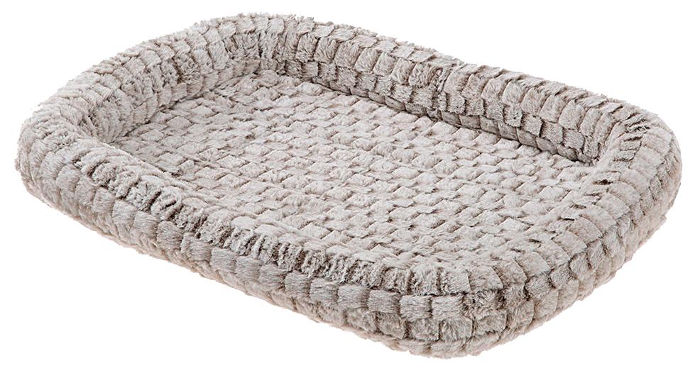 Лежак для животных Ferplast Tender Cuscino мягкий для животных 60х44x5 см серый