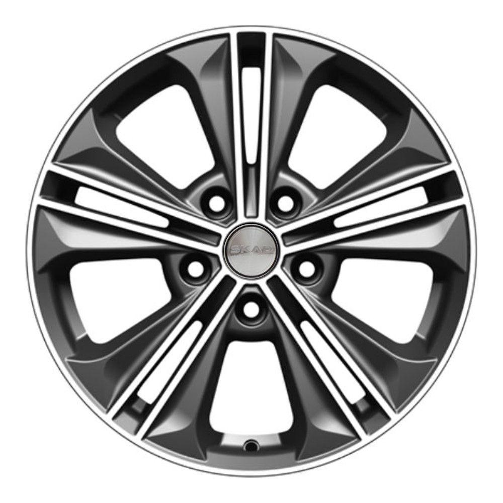 Колесные диски SKAD R16 6J PCD5x114.3 ET43 D67.1 2980005 Hyundai Creta (KL-295)