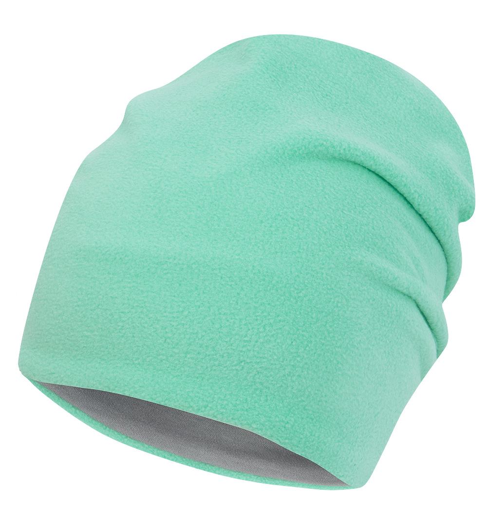 Купить Шапка детская Bambinizon из флиса Мята ШАФ-МЯТ р.86, Детские шапки и шарфы