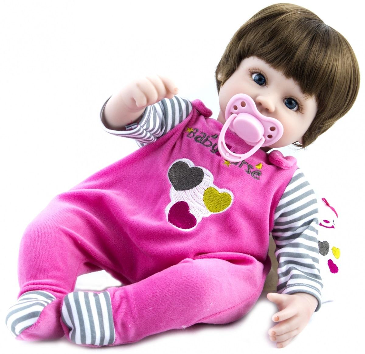 Кукла Reborn-Kids Лада 45 см