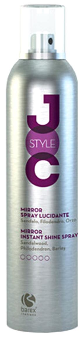 Спрей-блеск для волос Barex Joc Care Mirror Instant Shine Spray 300 мл