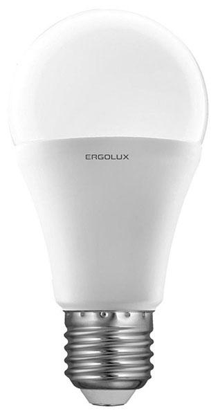 Лампочка Ergolux LED A60 17W E27 6K