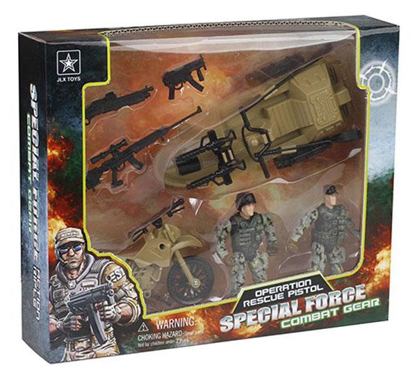 Игровой набор JLX Toys Special Force