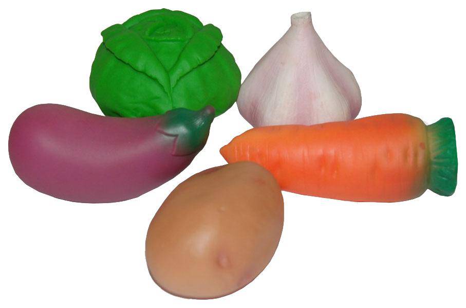 Набор овощей игрушечный Огонек ОГ1492