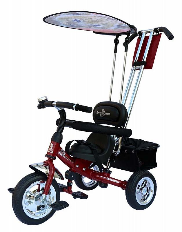 Велосипед детский Lexus Trike Volt MS-0575 бордовый