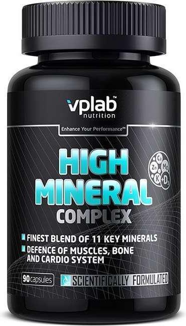 Витаминно минеральный комплекс VPLab High Mineral Complex