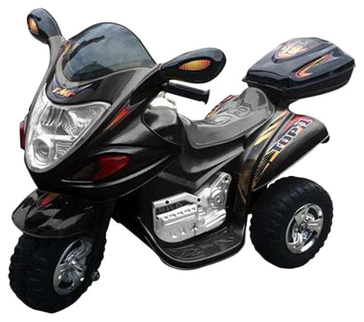 Купить CHINA BRIGHT PACIFIC Скутер на аккумуляторе, черный HL-238B, Электромотоциклы детские